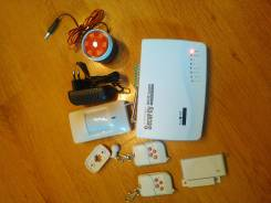 Интеллектуальная Охранная Gsm сигнализация