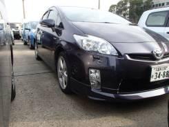 Toyota Prius. вариатор, передний, 1.8 (99 л.с.), бензин, 128 тыс. км, б/п