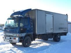 Hino Ranger. Грузовик , 1994 г. в., 7 200 куб. см., 5 000 кг.