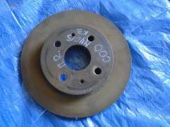 Тормозной диск правый передний Daihatsu coo m401s k3 K3VE