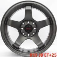 Rota R-Spec. 8.0x15, 4x100.00, 4x114.30, ET25, ЦО 73,1мм.