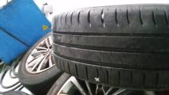 Michelin Energy Saver. Летние, 2012 год, износ: 5%, 4 шт
