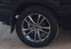 Колеса R17 летние литье темный хром в наличии, подойдет RAV4,2001-2005. 7.0x17 5x114.30 ET45