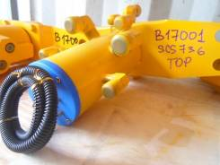 B17001, поворотное устройство на КМУ Soosan SCS736. TOP Soosan. Под заказ