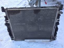 Радиатор охлаждения двигателя. Mercedes-Benz GL-Class, X164 Mercedes-Benz M-Class, W164