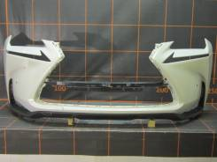 Бампер. Lexus NX200