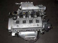 Двигатель. Toyota Corolla, AE101G, AE101 Toyota Carina, AA63, AT171, AT170G Toyota Celica, AA63 Двигатель 4AGE