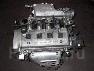 Двигатель в сборе. Toyota Carina, AA63, AT170G, AT171 Toyota Celica, AA63 Toyota Corolla, AE101, AE101G Двигатели: 4AGE, 4AGELU, 4AGEU, 4AGEL, 4AGELC...