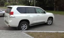 Toyota Land Cruiser Prado. автомат, 4wd, бензин, 70 000 тыс. км