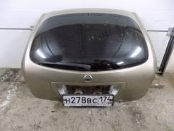 Крышка багажника. Nissan Primera, P12