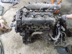 Двигатель. Nissan Primera, P12 Двигатель QR20DE