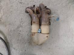 Катализатор. Nissan Primera, P12 Двигатель QR20DE
