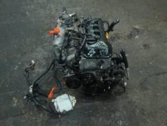 Двигатель в сборе. Nissan AD Двигатель QG13DE