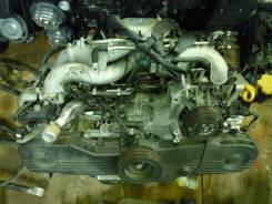 Двигатель в сборе. Subaru Legacy B4, BL5 Subaru Legacy, BL, BL5, BP, BP5 Двигатели: EJ203, EJ20