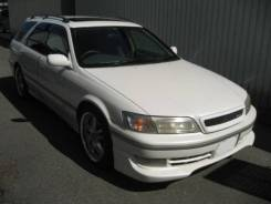 Обвес кузова аэродинамический. Toyota Qualis Toyota Mark II