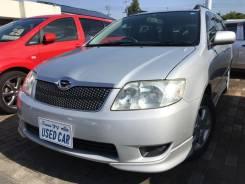 Обвес кузова аэродинамический. Toyota Corolla, NZE124, NZE121 Toyota Corolla Fielder, NZE124, NZE121