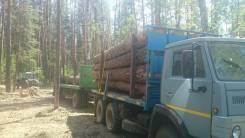 Камаз 5320. Продам камаз лесовоз, 10 848 куб. см., 10 000 кг.