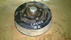 Барабан тормозной. ЗАЗ Шанс Chevrolet Lanos, T100 Двигатели: MEMZ307, A15SMS, F14D4