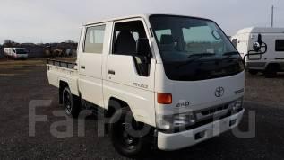 Toyota Toyoace. Продам грузовик Toyota Toyoace 4WD, 3 000 куб. см., 1 000 кг.