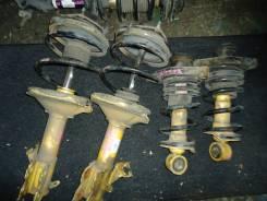 Амортизатор. Nissan Avenir, RW11 Двигатель QR20DE