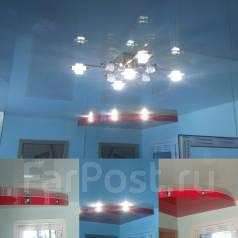 Натяжные потолки по самым низким ценам в Артеме от компании Vicol