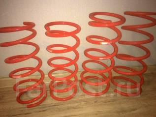 Пружина подвески. Nissan Terrano, TR50, LR50, LUR50, PR50, LVR50, RR50 Nissan Terrano Regulus, JLUR50, JRR50 Двигатели: QD32TI, TD27TI, VG33E