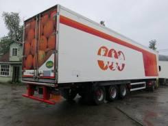 Gray Adams. Полуприцеп рефрижератор 2005г. Carrier Vector 1800mt., 35 000 кг.