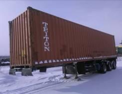МАЗ 93892. Продам полуприцеп контейнеровоз марки с контейнером, 25 000 кг.