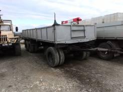 ПТС 3. Продаю Прицеп 83053 3-ох осный 16тонн в Анапе, 16 000 кг.