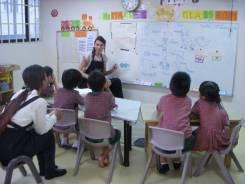 Преподаватель английского языка. Высшее образование, опыт работы 8 лет