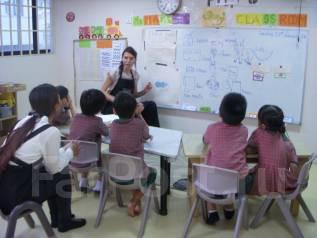 Преподаватель английского языка. Высшее образование, опыт работы 7 лет