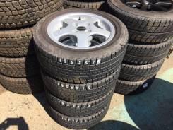 Bridgestone Blizzak Revo. Зимние, без шипов, 2004 год, износ: 5%, 4 шт