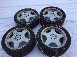 """Комплект колес AMG (оригинал! ) на Mercedes 18"""" S-class. 8.5/9.5x18 5x112.00 ET44/46"""