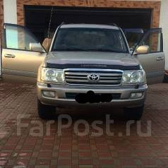 Toyota Land Cruiser. механика, 4wd, 4.2 (200 л.с.), дизель, 240 тыс. км