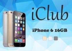 Apple iPhone 6 16Gb. Новый