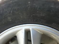 Dunlop Grandtrek SJ6. Зимние, без шипов, 2000 год, износ: 20%, 4 шт