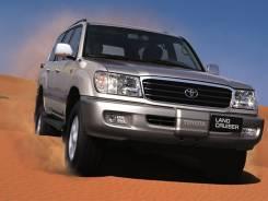 Toyota Land Cruiser. ПТС с железом 2001, 2UZ-FE, UZJ100L, левый руль