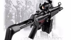 Пистолеты-пулеметы страйкбольные.