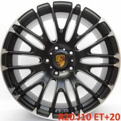 Porsche. 10.0x20, 5x112.00, ET20, ЦО 66,6мм.
