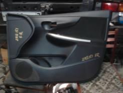 Обшивка крышки багажника. Toyota Corolla, ZRE151, ZRE152