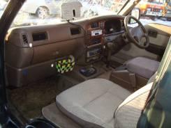 Печка. Nissan Caravan, ARME24 Двигатель TD27TI