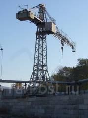 Башенный строительный кран грузоподъемностью 5-7 т.