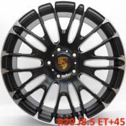 Porsche. 8.5x20, 5x130.00, ET45, ЦО 71,6мм.