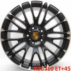 Porsche. 10.0x20, 5x130.00, ET20, ЦО 71,6мм.