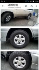 Toyota Land Cruiser. 8.0x16, 5x150.00, ET60, ЦО 110,0мм.