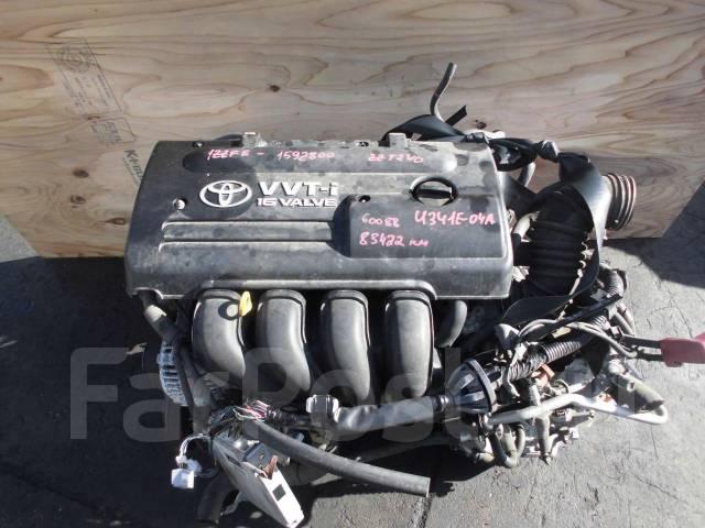 Двигатель в сборе. Toyota: Corolla Spacio, Corolla, Wish, WiLL VS, Celica, Vista, Allion, Voltz, Corolla Runx, Corolla Fielder, MR-S, Matrix, Vista Ar...