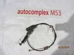 Тросик переключения механической коробки передач. Nissan X-Trail, NT30 Двигатель QR20DE
