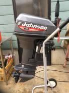 Johnson. 9,90л.с., 2х тактный, бензин, нога S (381 мм), Год: 2000 год. Под заказ