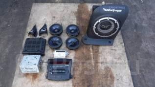 Комплект опционной акустики Rockford Fosgate Mitsubishi Outlander