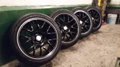 Storm Wheels. 8.0x18, 5x114.30, ET35